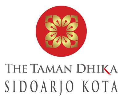 Logo THE TAMAN DHIKA